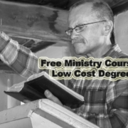 Ministry Degree with Free Courses